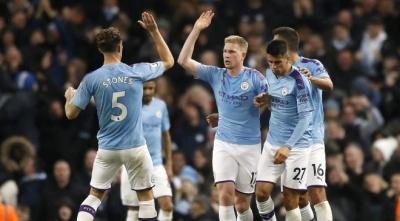 «Манчестер Сіті» здобув важку перемогу над «Челсі» та піднявся на третє місце АПЛ
