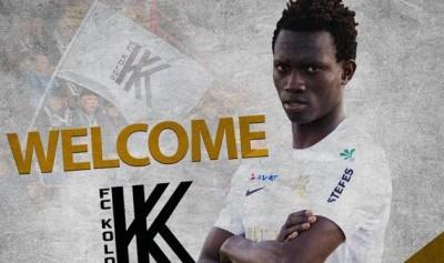 «Колос» підписав першого африканця в історії клубу
