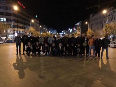 Фанати «Динамо» та «Яблонця» побилися в Чехії
