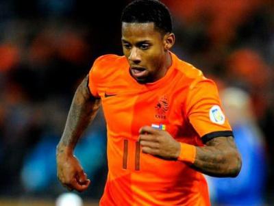 Голландія обіграла збірну Гани, Ленса випустили під кінець матчу. ВІДЕО
