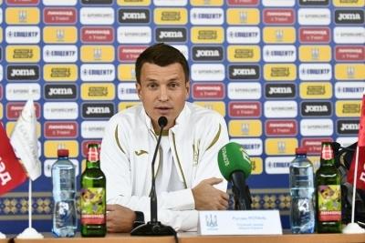 Ротань: «Шапаренко – гравець високого класу, він майбутнє збірної України»