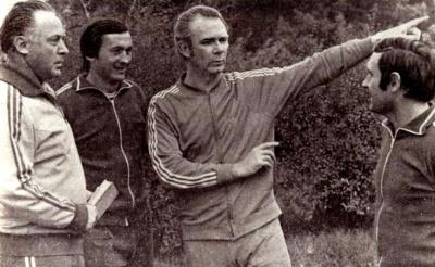 Як здобувалося золото: «Динамо». 1981. Частина 2
