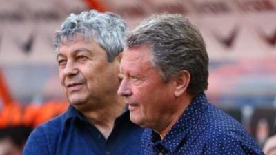 Маркевич вже дає поради Луческу, що робити із гравцями основи