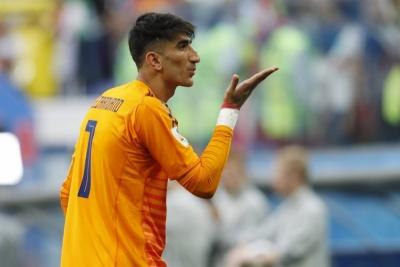 «Динамо» може підписати іранського голкіпера?