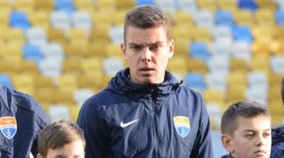 Рука Чоботенко не попала в обзор матча «Мариуполь» – «Динамо» на каналах «Футбол 1/2»