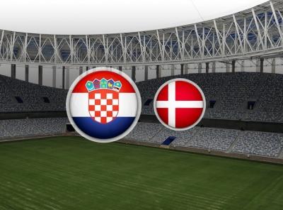 Букмекери: Хорватія переможе Данію в 1/8 фіналу ЧС-2018