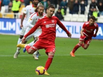 Выход Сергея Рыбалки не спас «Сивасспор» от поражения в чемпионате Турции