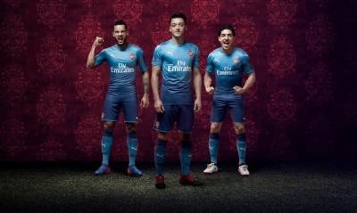«Арсенал» представив нову форму