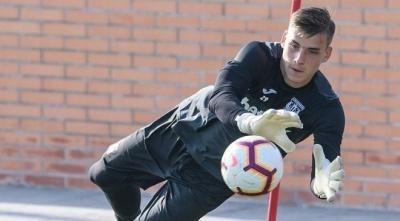 «Леганес» Луніна в Кубку Іспанії зіграє проти «Реала», якому належить контракт українця