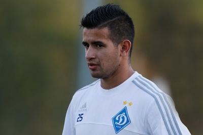 Гонсалес попрощався з «Динамо»