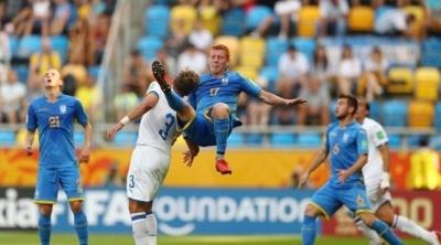 Юхим Конопля: «Після матчу майже всі гравці збірної Італії U-20 курили біля автобуса»