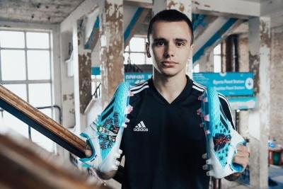 Джокер, орел і носоріг: гравці «Динамо» гратимуть в ексклюзивних бутсах
