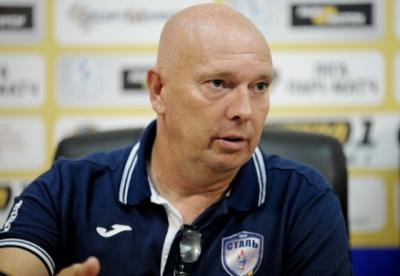 «Сталь» офіційно оголосила Якоба Галла головним тренером