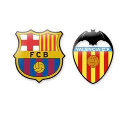 «Валенсія» сенсаційно обіграла «Барселону» на «Капм Ноу». ВІДЕО