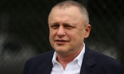Ігор Суркіс несподівано «з'явився» у пивбарі Мілевського