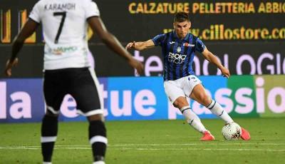 Малиновский в 2020 году забил больше всех из-за штрафной в ТОП-5 лигах Европы