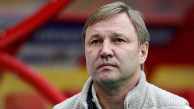 Юрій Калітвінцев: «У Реброва в «Динамо» має все скластися»