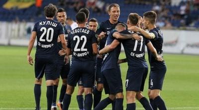 «Дніпро-1» показав нову форму на сезон 2019/20