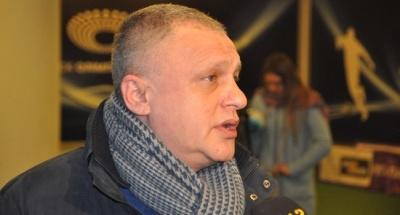 Ігор Суркіс: «Надамо гарантії безпеки «Маріуполю» по грі в Києві»
