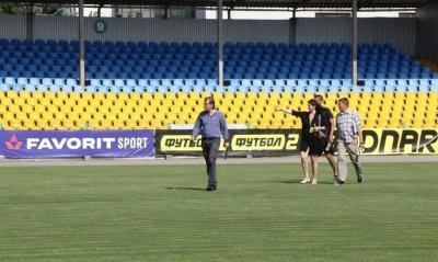 УЄФА перевірив стадіон «Олександрії» на готовність приймати групові матчі Ліги Європи