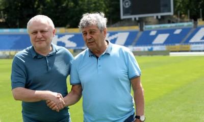 «Динамо» офіційно пояснило «відставку» Луческу, розсекретивши переписку тренера з Суркісом