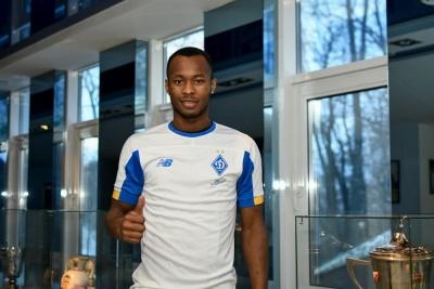 «Динамо» підписало бельгійського форварда