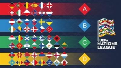 Де дивитися жеребкування Ліги націй УЄФА?