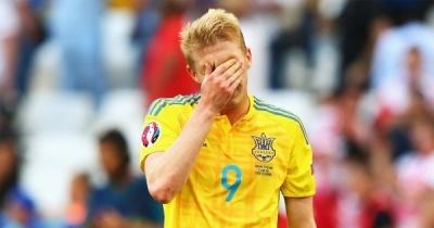 Игрок «Шахтера» покинул расположение сборной Украины