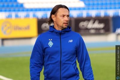 Костюк розчарований кількістю динамівських уболівальників на вирішальному матчі першості U-19 c «Шахтарем»