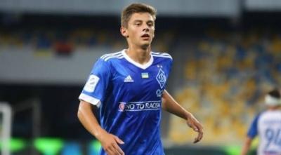 Два динамівця — у списку найкращих гравців України місяця в категорії U-19