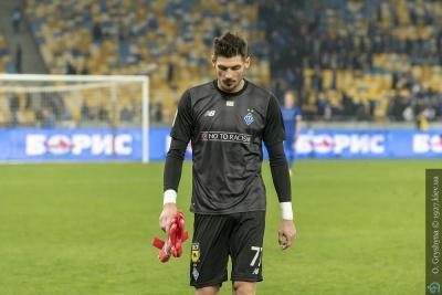 Денис Бойко несколько дней будет тренироваться с ограничениями