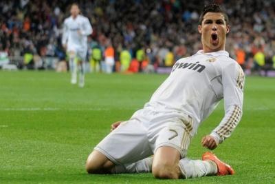 Пятов опинився серед «улюблених» воротарів Роналду