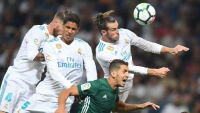 «Реал» на своєму полі програв «Бетісу» в заключному турі Прімери