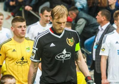 Досвідчений український голкіпер продовжить кар'єру в Норвегії