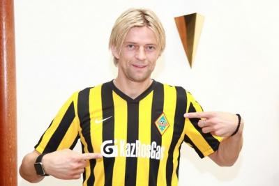 Олексій Андронов: «Краще за золото в «Кайраті», ніж не зрозумій за що у «Волині»»