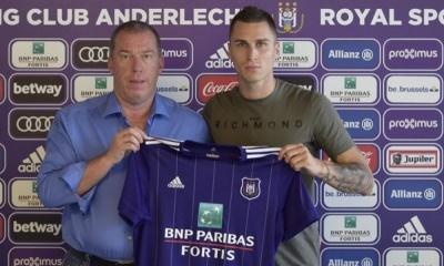 «Андерлехт» понесет убытки, если продаст Враньеша в «Динамо»