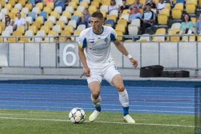 Миколенко прокоментував дебютний гол в УПЛ