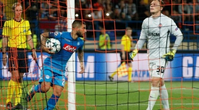 Магія Інсіньє і похвала Фонсеки. Італійська преса – після матчу «Наполі» - «Шахтар»