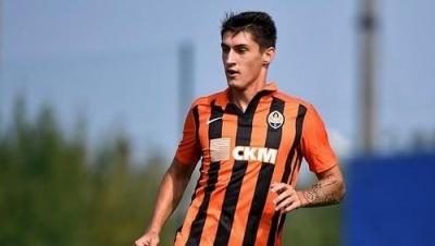 Очередной футболист «Шахтера» будет играть в России