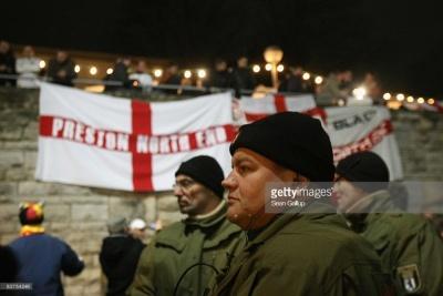 25 англійських уболівальників заарештовано в Амстердамі перед матчем Нідерланди - Англія