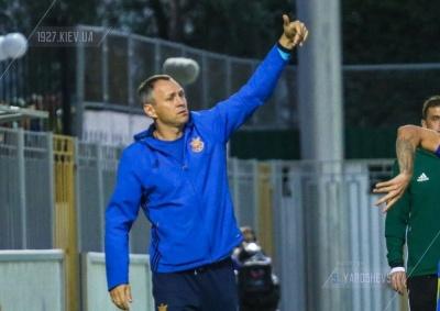 Олександр Головко: «У роздягальні молодіжки багато лідерів, після матчу - дуже небагато»