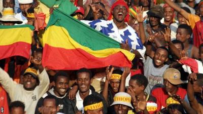 Эфиопия лишила ЮАР шансов пробиться на ЧМ-2014