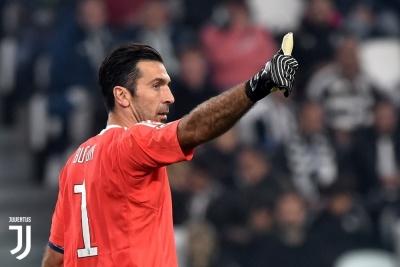 500 матчів за «Ювентус» в Італії: кращі сейви Буффона