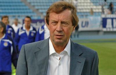 Колишній тренер київського «Динамо» може очолити «Рубін»