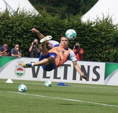 Коноплянка забив третій гол у двох матчах на зборах «Шальке»