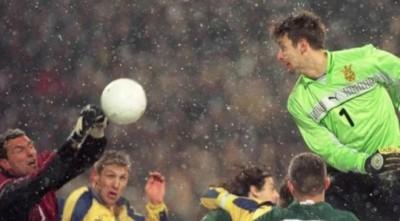 «Якщо б ситуація повторилася, я зіграв би так само»: Шовковський пригадав знамениту помилку у Словенії