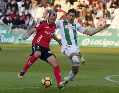 У новому році Роман Зозуля не забив жодного голу за «Альбасете»