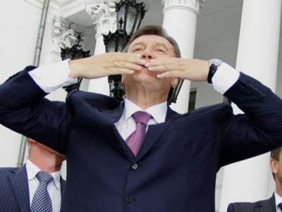 Янукович: Не підемо в ЄС, тому що на Євро 2012 не зарахували гол англійцям