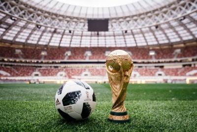 ФІФА оголосила всіх арбітрів ЧС-2018