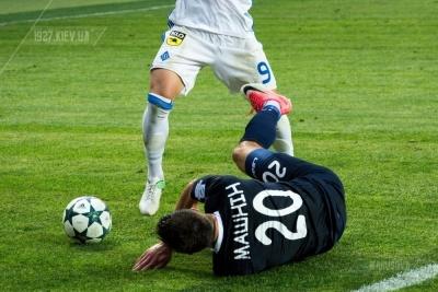 Як б'ють по воротах футболісти «Динамо»?